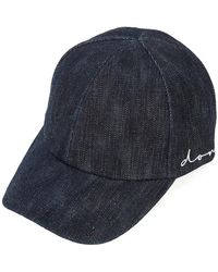 Don - Embroidered Baseball Cap - Lyst