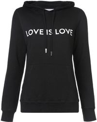 Prabal Gurung - Love Is Love Hoodie - Lyst