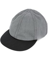 Sacai - Panelled Design Cap - Lyst