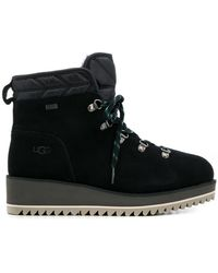 UGG - Lace-up Ankle Boots - Lyst