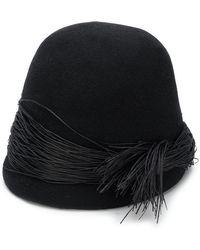 Isabel Benenato - Embellished Hat - Lyst