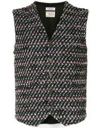 Coohem - Tweed Waistcoat - Lyst