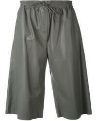 JOSEPH - Drawstring Shorts - Lyst