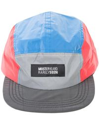 Mostly Heard Rarely Seen - Paneled Cap - Lyst