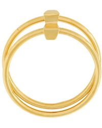 Maria Black - 'double Row' Ring - Lyst