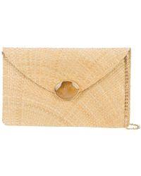 Kayu - Chain Strap Envelope Clutch Bag - Lyst