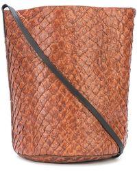 Osklen - Classic Bucket Bag - Lyst