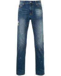 Loveless - Light-wash Skinny Jeans - Lyst