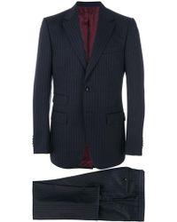 Gucci - Signoria Two Piece Suit - Lyst
