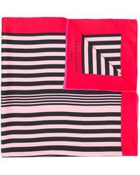 Sonia Rykiel - Reversible Stripe Scarf - Lyst