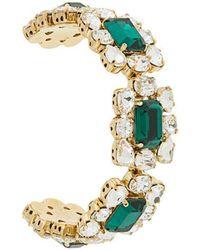 Shourouk - Ritz Bracelet Cuff - Lyst
