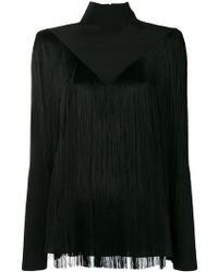 Givenchy - Fringed Top - Lyst
