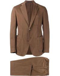 Bagnoli Sartoria Napoli Two-piece Suit