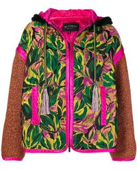 Etro - Hooded Patchwork Jacket - Lyst