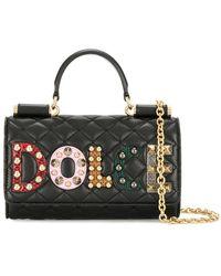 Dolce & Gabbana - Mini Von Wallet Bag - Lyst