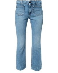 Dorothee Schumacher - Cropped Skinny Jeans - Lyst