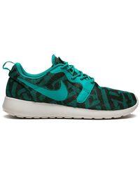 Nike Women's Roshe One Print Premium Sneakers in Natural Lyst