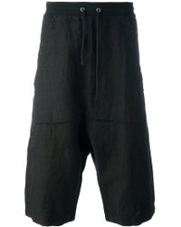 Lost and Found Rooms - Drawstring Shorts - Lyst
