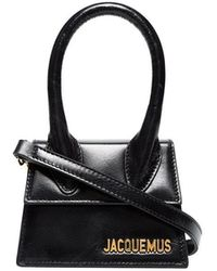Jacquemus - Black Le Sac Chiquito Mini Bag - Lyst