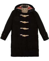 Burberry - Greenwich Duffle Coat - Lyst