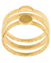 Rachel Entwistle | Sun Moon Ring | Lyst