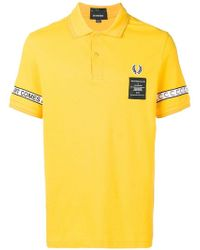 Fred Perry X Art Comes First - Рубашка-поло Из Пике - Lyst