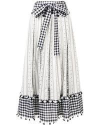 Dodo Bar Or - Rodica Maxi Skirt - Lyst