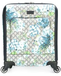 Gucci - Gg Blooms Carry-on Case - Lyst