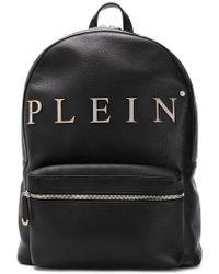 Philipp Plein - Logo Plaque Backpack - Lyst