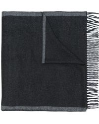 Ferragamo - Bi-colour Scarf - Lyst