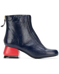 Marni - Edy Ankle Boots - Lyst
