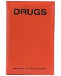 Raf Simons - Drugs Wallet - Lyst