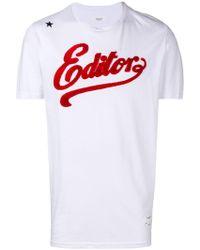 Saucony - 3d Logo T-shirt - Lyst