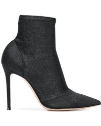 Gianvito Rossi - Stiletto Sock Boots - Lyst