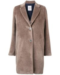 Eleventy - Formal Winter Coat - Lyst
