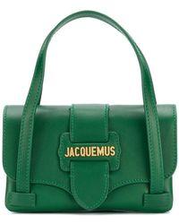 Jacquemus - Le Minho Leather Mini Satchel Bag - Lyst