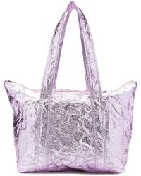 Sies Marjan - Creased Shopper Tote - Lyst