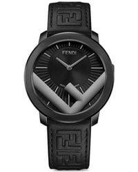 Fendi - Run Away 41mm Watch - Lyst