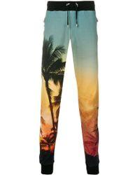 Balmain - Pantalon de jogging Palm Tree - Lyst