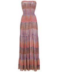 Cecilia Prado - Knit Amora Dress - Lyst