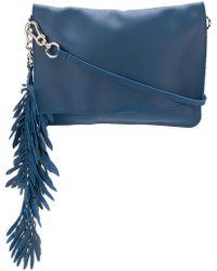 P.A.R.O.S.H. - Coral Clutch Bag - Lyst