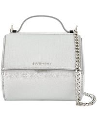 Givenchy - Mini Pandora Box Chain Bag - Lyst