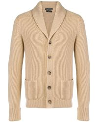 Tom Ford - Buttoned Cardigan - Lyst