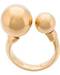 Chloé - Bauble Ring - Lyst