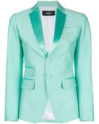 DSquared² - Classic Single-breasted Blazer - Lyst