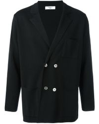 Fashion Clinic - Double Breasted Cardigan - Lyst