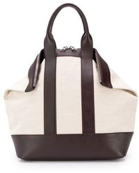 Alexander McQueen - Lined Tote Bag - Lyst