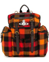 Vivienne Westwood Anglomania - Maasai Shuka Small Army Rucksack - Lyst