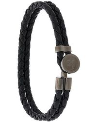 Canali - Woven Bracelet - Lyst