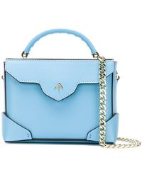 MANU Atelier - Pristine Mini Crossbody Bag - Lyst